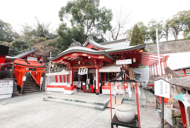 熊本城稲荷神社
