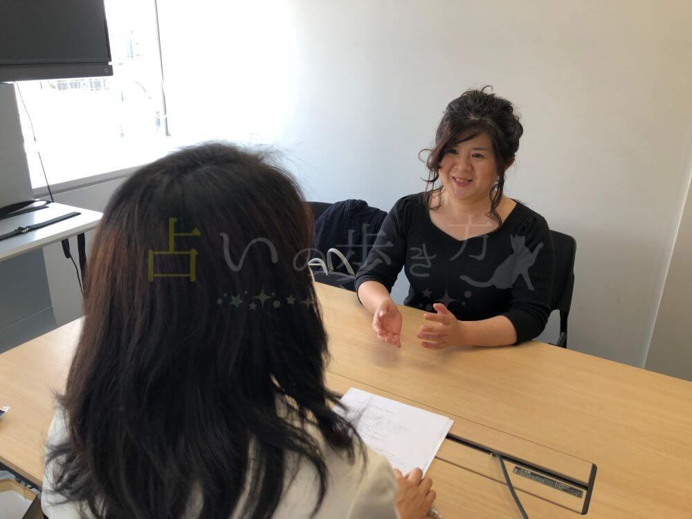 電話占いカリス 由李(ゆり)先生 インタビュー
